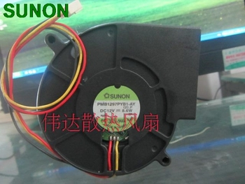 Sunon PMB1297PYB1-AY 9733 Blower fan 12 V 8.6 W 97*94*33mm